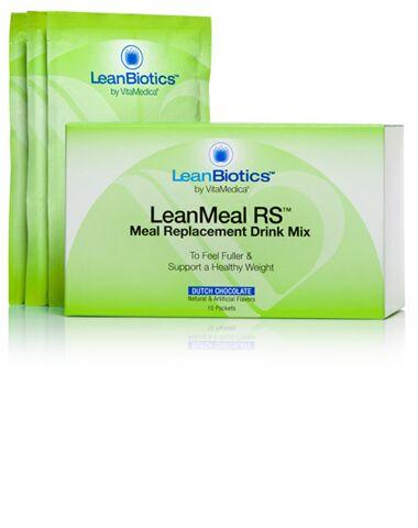 LeanBiotics LeanMeal RS 10-Pack