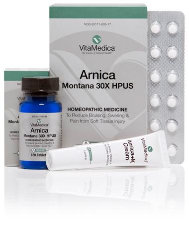 Arnica Bruise Kit