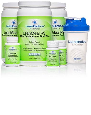 LeanBiotics Healthy Weight Loss Program